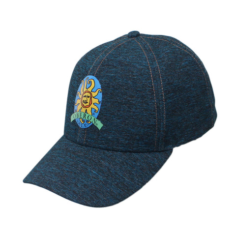 Oberon Low Profile Baseball Hat-Teal