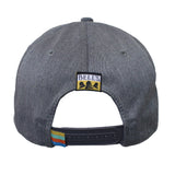 Oberon Low Profile Baseball Hat - Grey