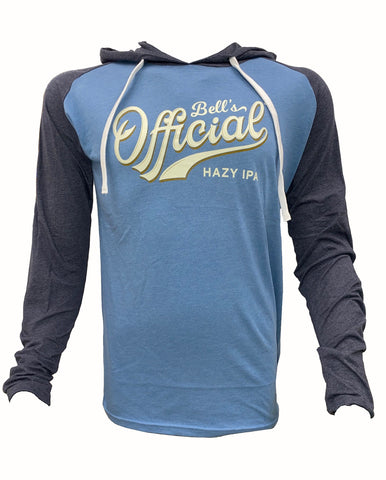 Unisex Official Hooded LST Raglan