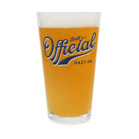 Official Pint Glass - 16oz