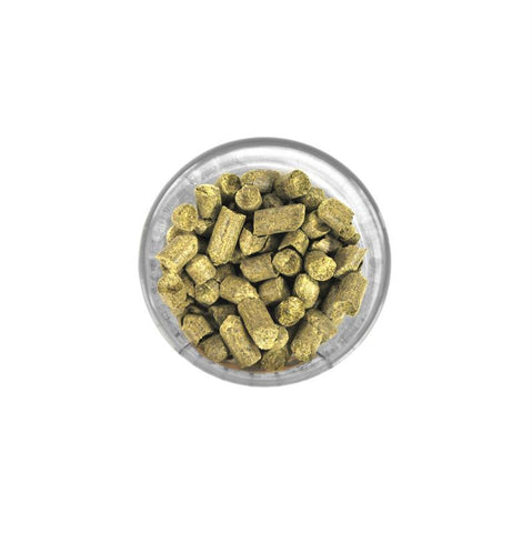 Hallertau Mittlefruh (German) Hops - 1 oz Pellets