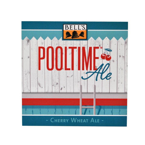 Pooltime Ale Sticker
