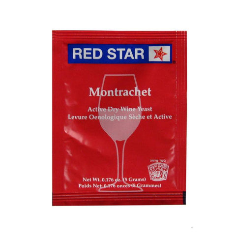 Red Star Premier Classique (form. Montrachet) Dry Wine Yeast - 5 g
