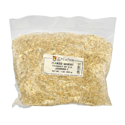 Briess Flaked Wheat - 1 lb