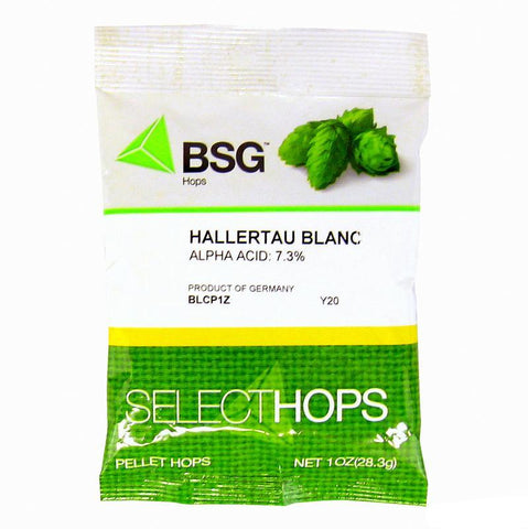 Hallertau Blanc (German) - 1 oz Pellets