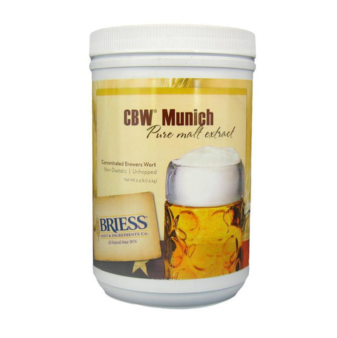 Briess Munich Liquid Malt Extract (LME) - 3.3 lbs