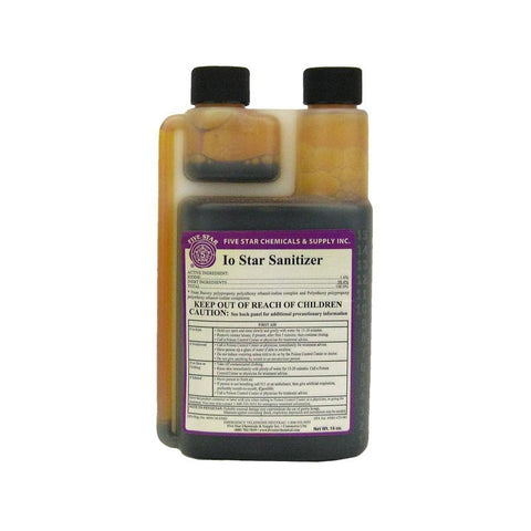 IO-Star Sanitizer - 16 oz