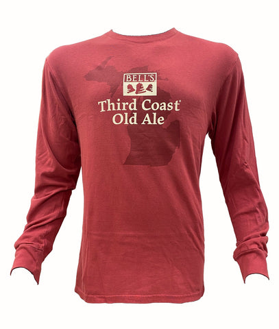 Unisex Third Coast Old Ale Long Sleeve Shirt