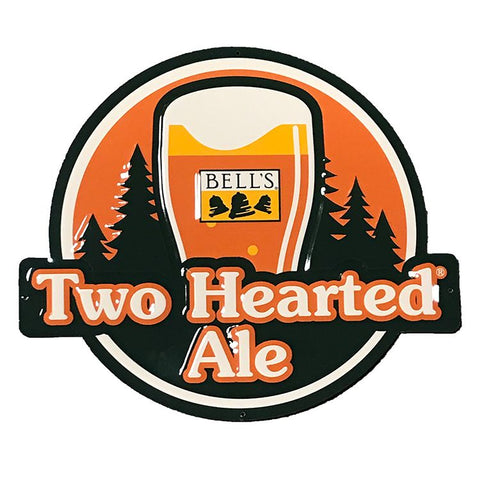 Two Hearted Ale-Tree Tin Sign