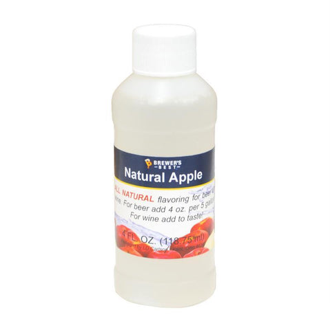 Brewer's Best® Natural Apple Flavoring - 4 oz