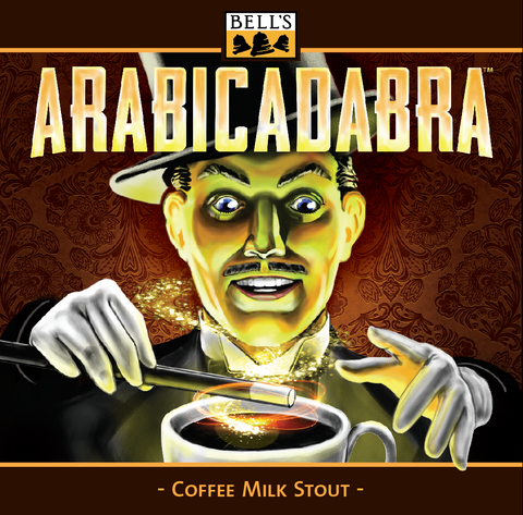 Arabicadabra Ale Sticker