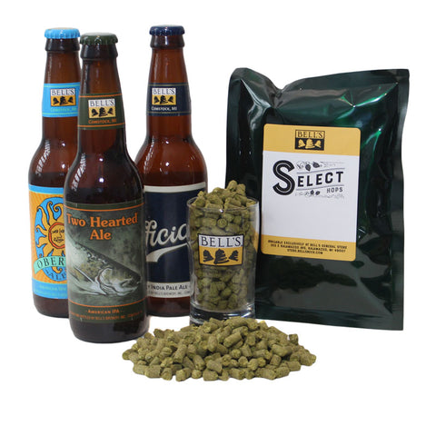 Bell's Select Goldings Hops - 8 oz Pellets