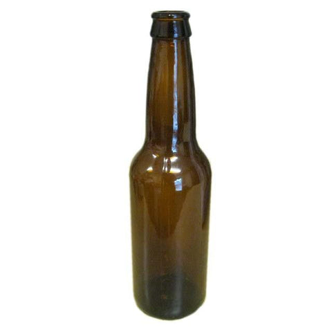 Bottles - 12 oz Amber - Case of 24