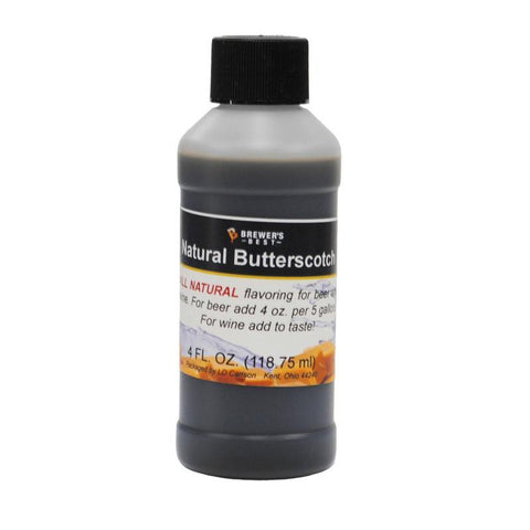 Brewer's Best® Natural Butterscotch Flavoring - 4 oz