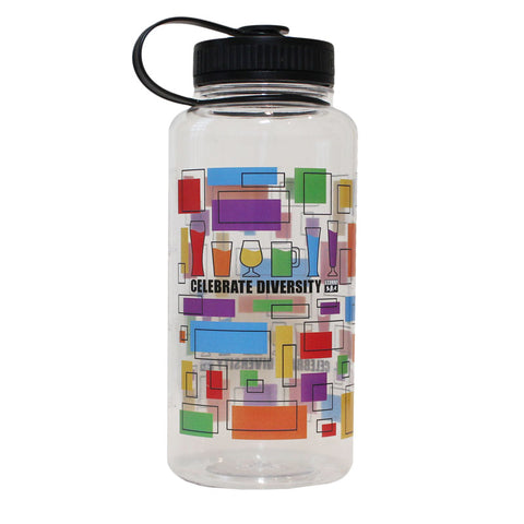 Bell's Celebrate Diversity Water Bottle - 32 oz