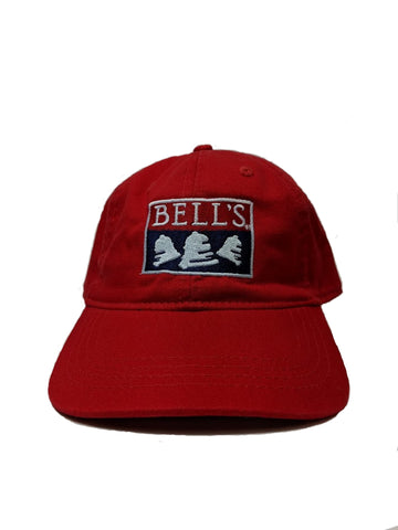 Bell's Inspired Brewing® Dad Hat - Red