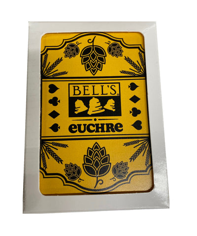Bell's Euchre Double Deck Playing Cards