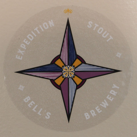 Expedition Stout Sticker