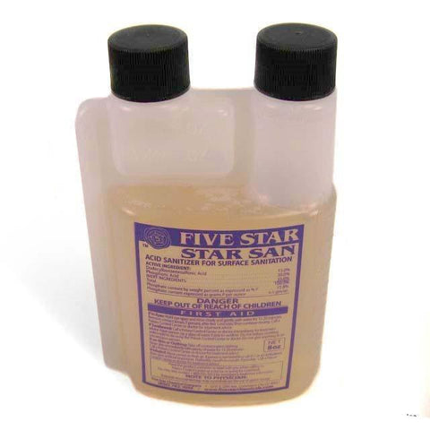 Five Star - Star San Sanitizer - 8 oz