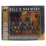 Bell's Eccentric Cafe Mini Keg 1000 Piece Puzzle