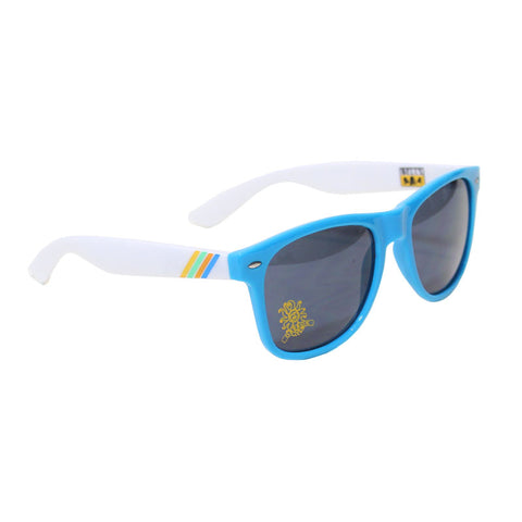 Oberon Ale Malibu Sunglasses - Striped