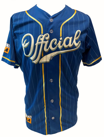 Official Ale Baseball Jersey