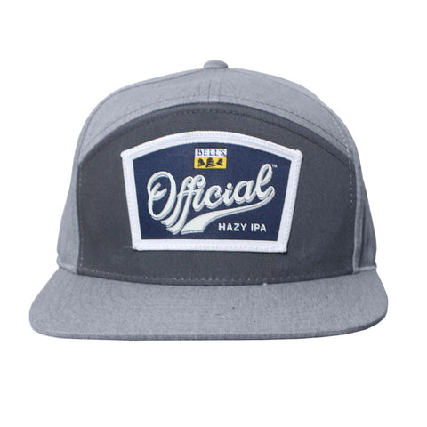 Official 7-panel Patch Twill Hat
