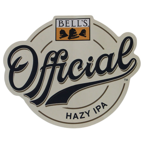 Official Hazy IPA Sticker