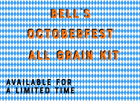Octoberfest All Grain Homebrew Kit