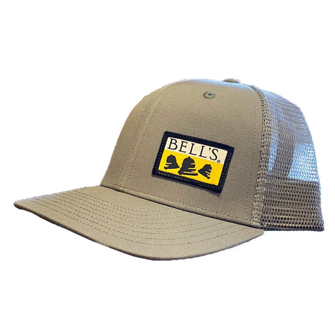 Bell's Patagonia Low Profile Patch Trucker Hat Gray