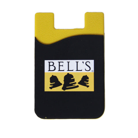 Bell's Stick-On Phone Wallet