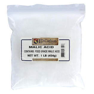 Malic Acid - 1 Pound
