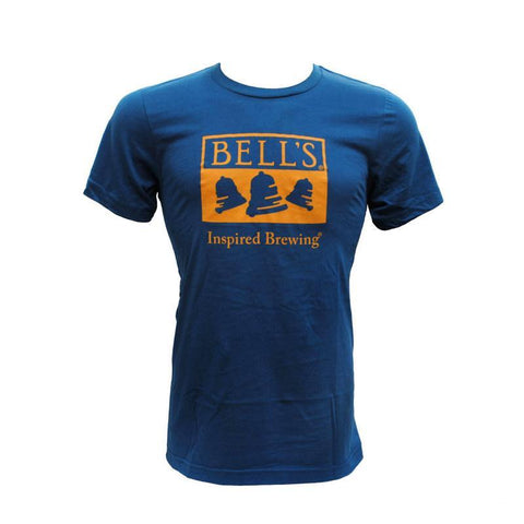 Men's Bell's Inspired Brewing Short Sleeve T-Shirt - Teal
