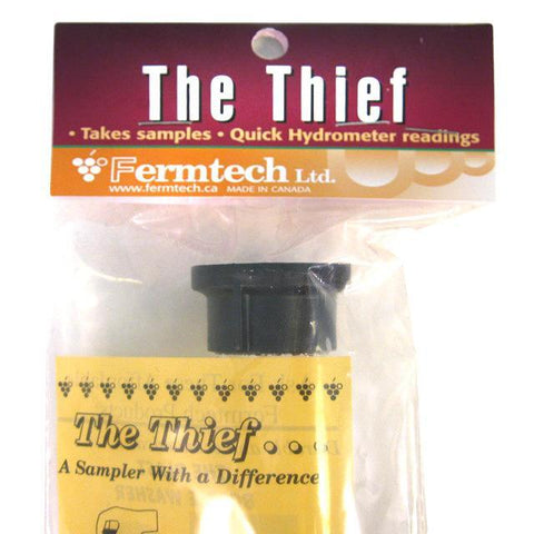 "Hydrometer Sample Tool - ""The Thief"" by Fermtech"