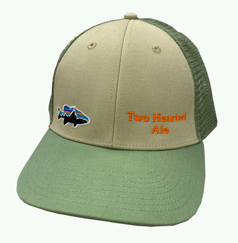 Patagonia Low Profile Two Hearted Trucker