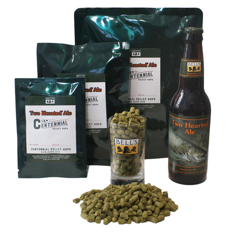 Two Hearted Ale Centennial Select Hops - 8 oz Pellets