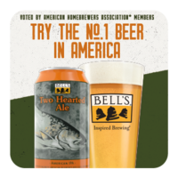 Two Hearted Ale Paper Coasters - #1 in America