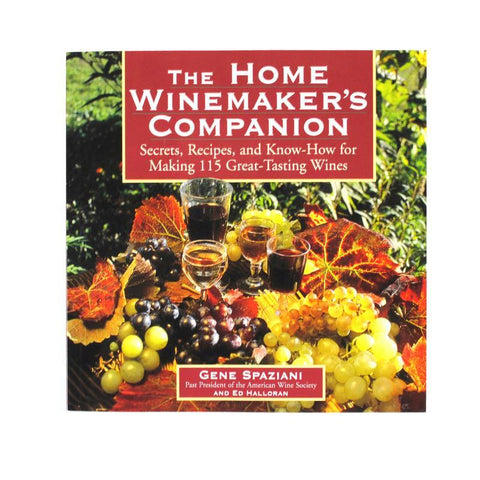 Home Winemakers Companion - Spaziani