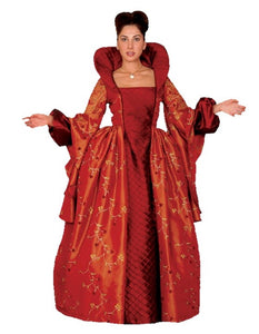 Queen Elizabeth Costume #2