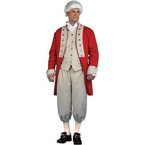 British Redcoat Costume