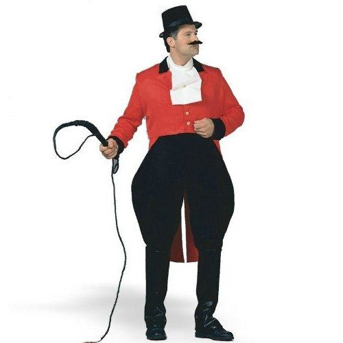 Lets Party By Peter Alan, Inc Ringmaster Adult Costume / Red - Size Medium