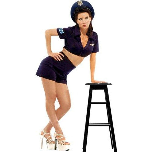Air Force World War II Pin-Up Girl