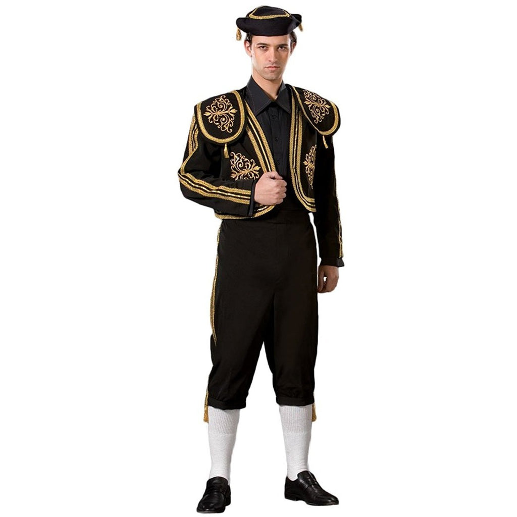 Men's Spanish Matador Costume