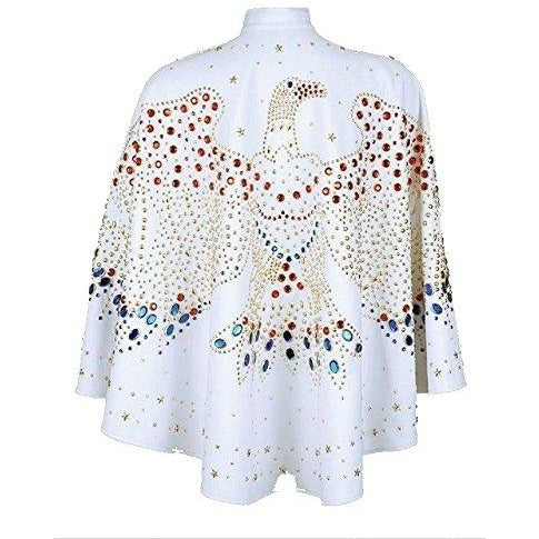 Deluxe Elvis Rock Star Cape