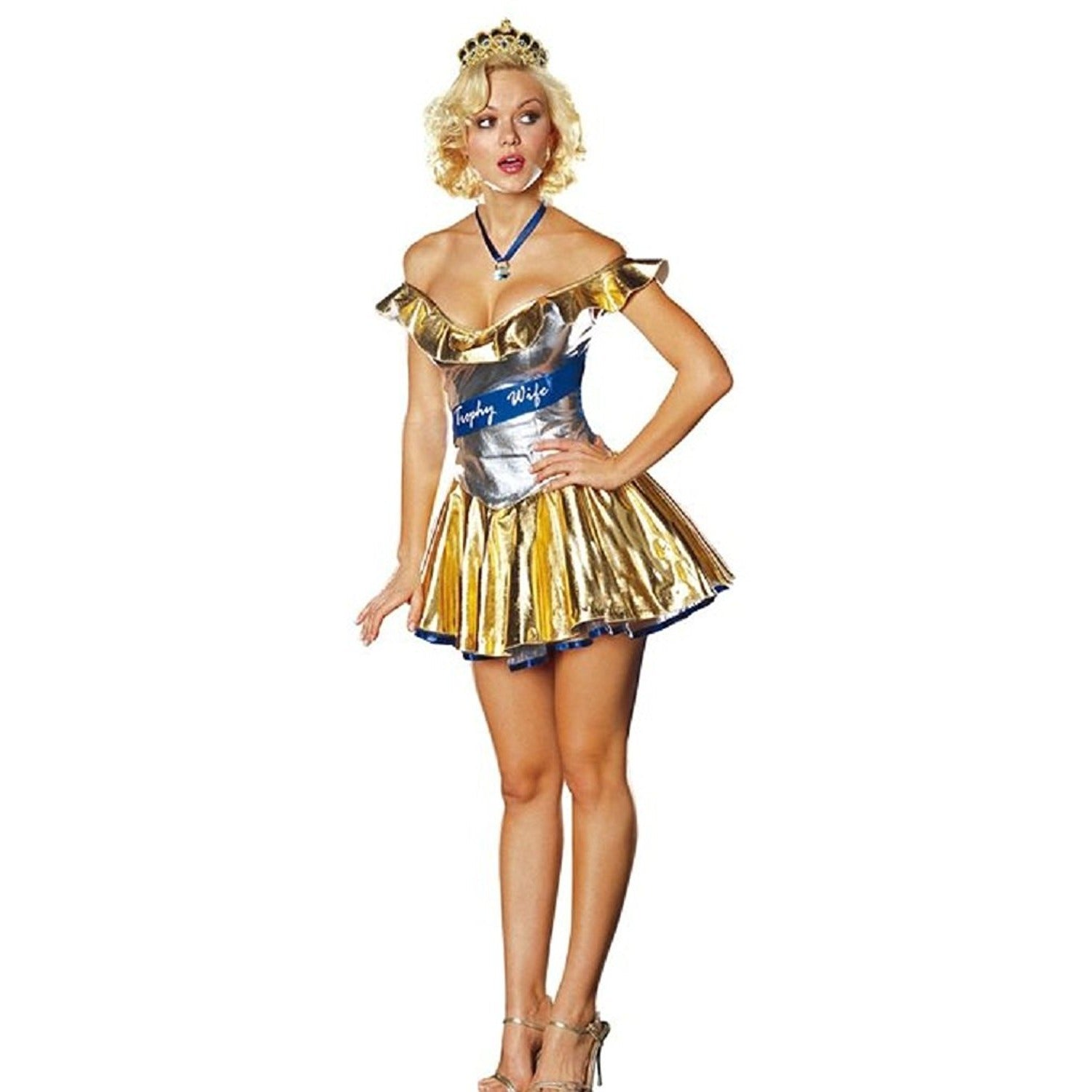 Trophy Wife Costume