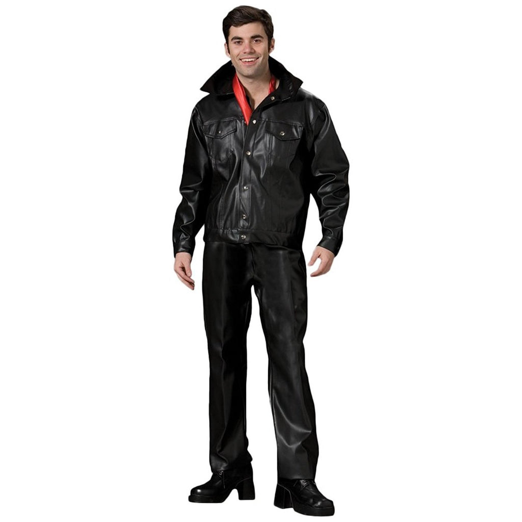Men's Leather Elvis