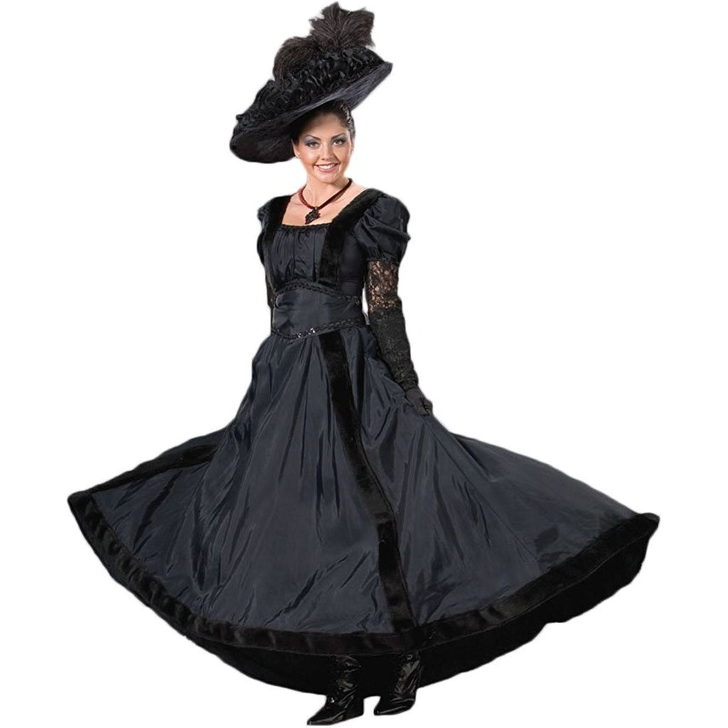Women's Victorian Titanic Dress