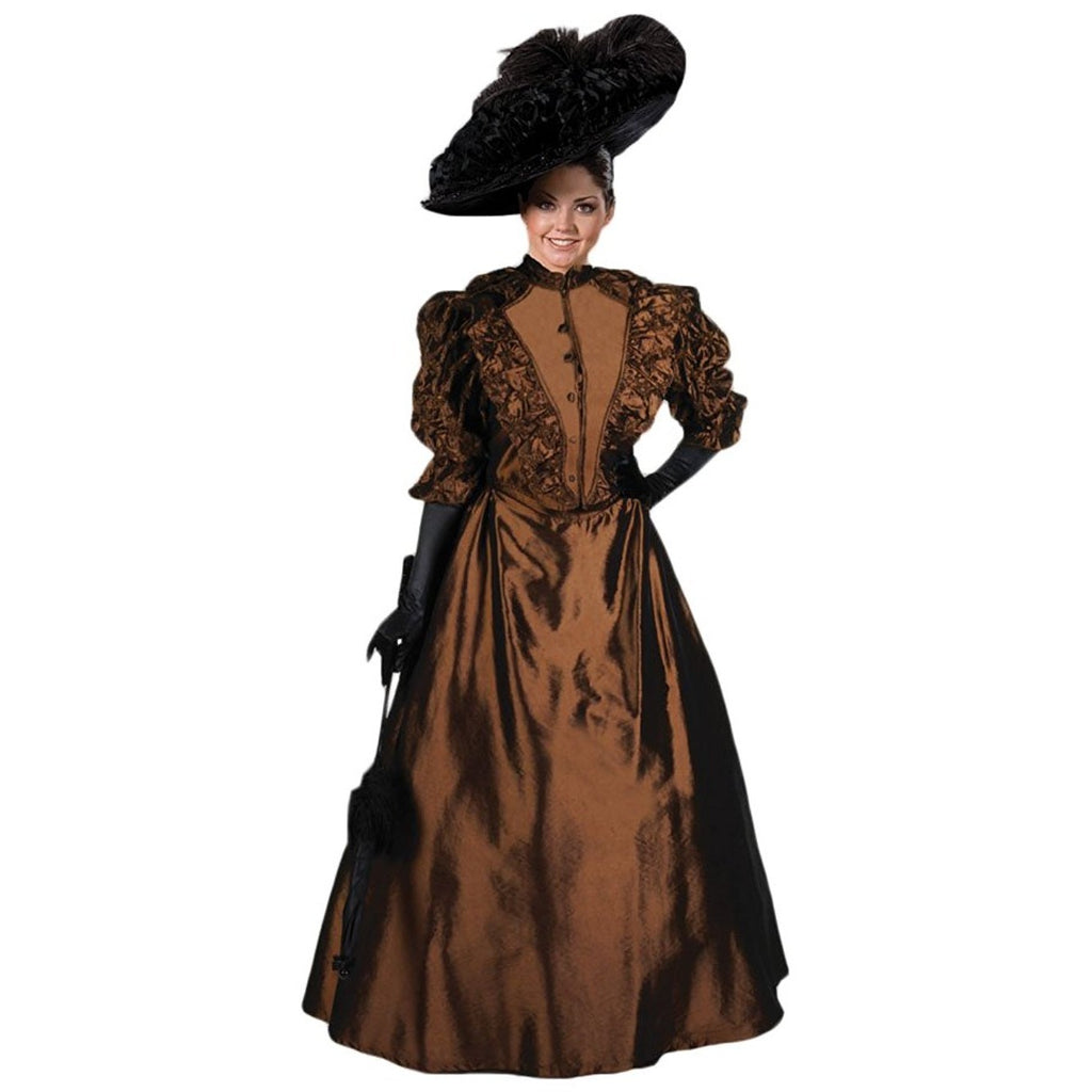 Women's Victorian Era Annie Dress