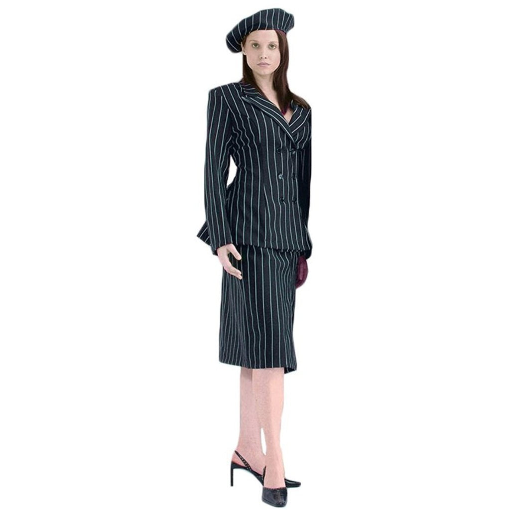 Women's Bonnie and Clyde Costume