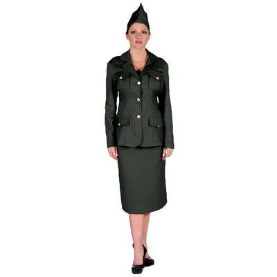 Women's WWI Army Uniform